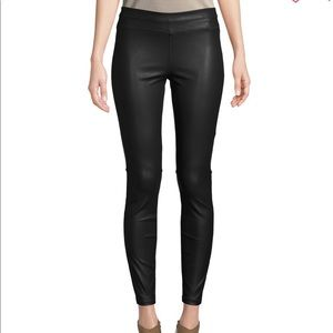 Blank nyc faux leather legging